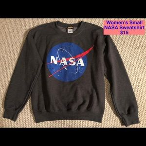 Women's Small NASA Sweatshirt